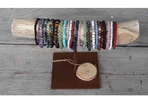 Counter set 2: 50 pieces gemstone braceletjes