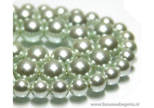 Shell Perle rund ca. 8mm