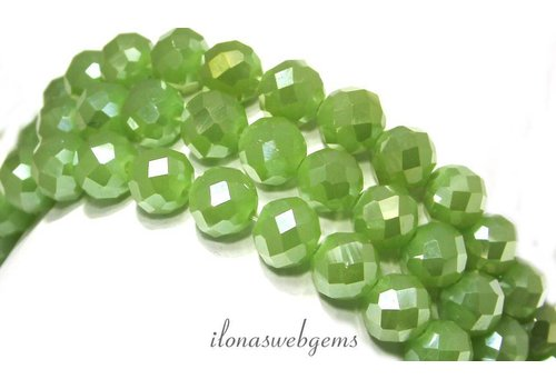 Swarovski crystal beads style approximately 9.5x8.5mm