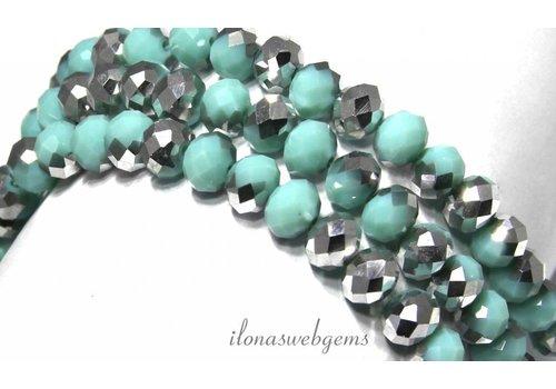 Style Swarovski crystal beads app. 8x6mm