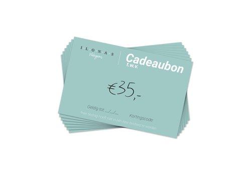 Cadeaubon 35