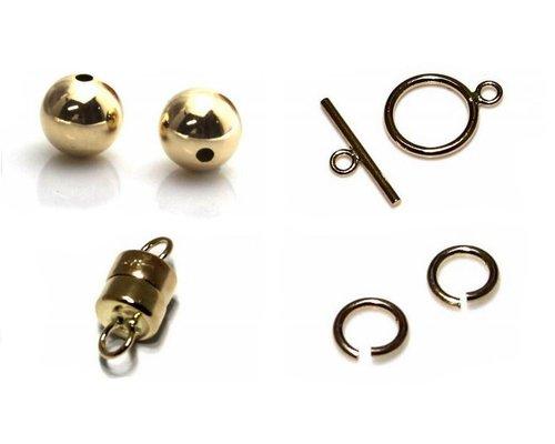 Bedwelming Sieraden onderdelen - Zelf sieraden maken - Ilona's Silver & Gemstones &VE96