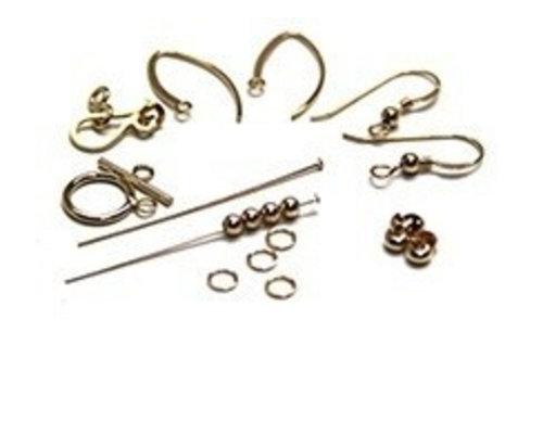 Magnifiek Sieraden onderdelen - Zelf sieraden maken - Ilona's Silver & Gemstones #DY67