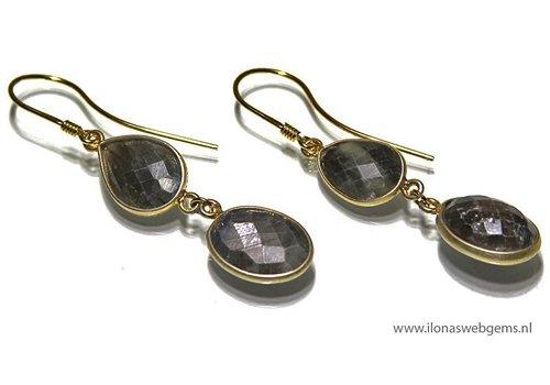 Inspiration vermeil earrings
