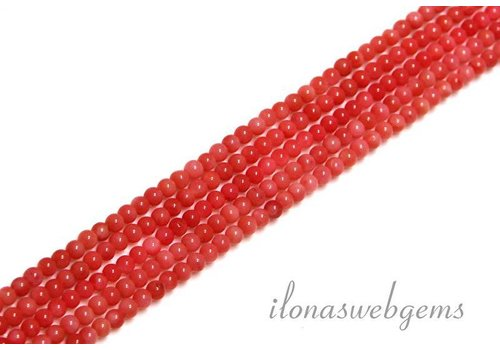 Coral beads mini app. 2.5mm