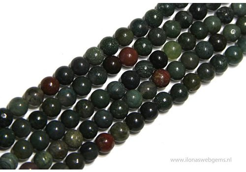 Jasper beads mix app. 4.5mm