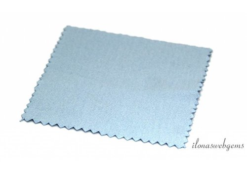 Mini silver polishing cloth *********** Free *********