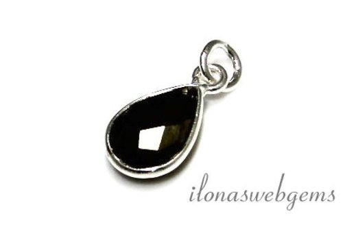 Sterling silver pendant with Pyrite