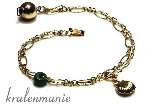 Inspiratie 14k/20 Gold filled armband