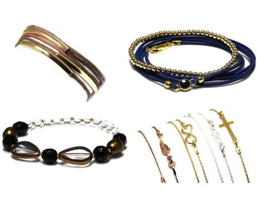 Bekend Sieraden maken - Ilona's Silver & Gemstones &YK91