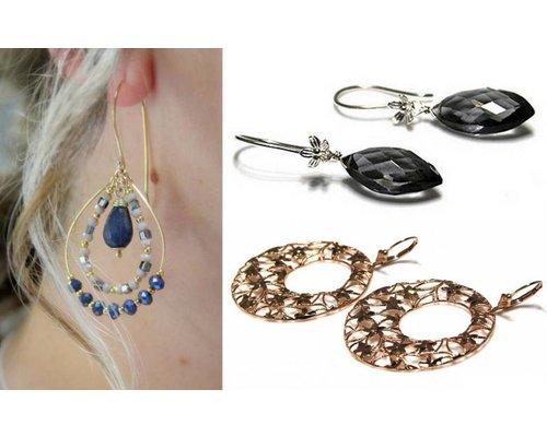 Vaak Sieraden maken - Ilona's Silver & Gemstones #AO89