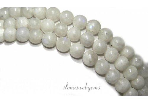 Moonstone beads around 8mm