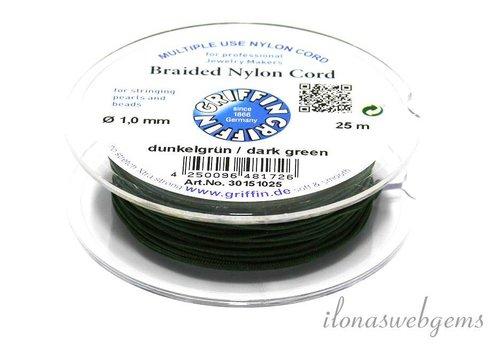 Griffin Nylonschnur dunkelgrün
