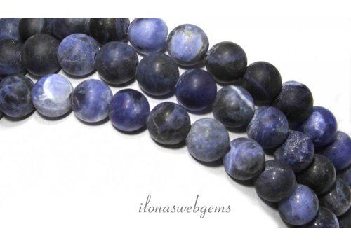Sodalite beads mat around 8mm
