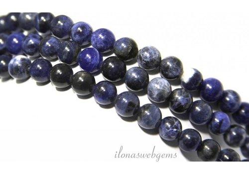 Sodalite beads around 6mm