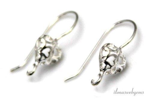 1 pair Sterling silver earring hooks