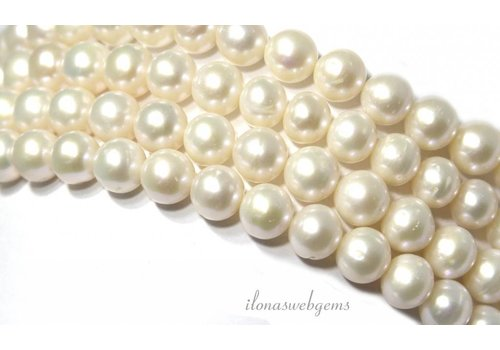 Freshwater pearls around about 7-7.5mm