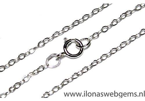 Sterling zilveren ketting
