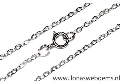 Sterlingsilber-Halskette