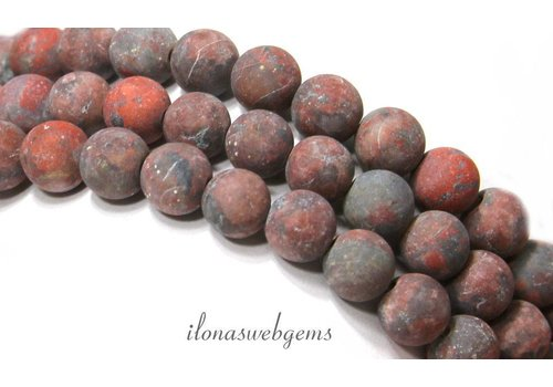 Jasper beads mat around 8mm