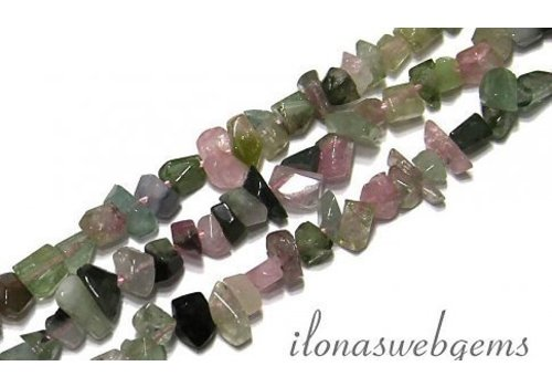 Tourmaline beads approx. 5mm