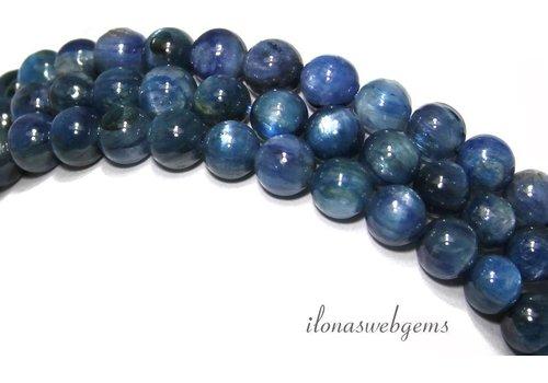 Kyanite beads around 7.5mm A quality