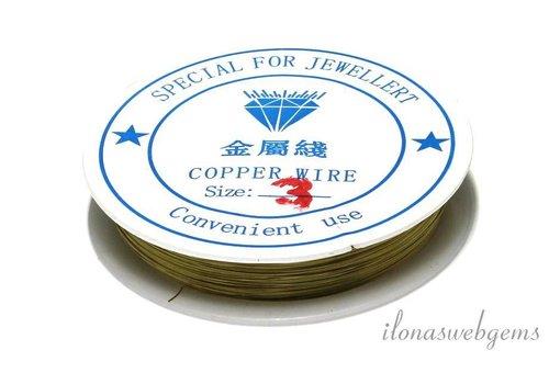 Copper wire gold 0.3mm