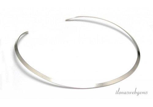 Sterling Silber Hill Tribe Halsband um 36cm