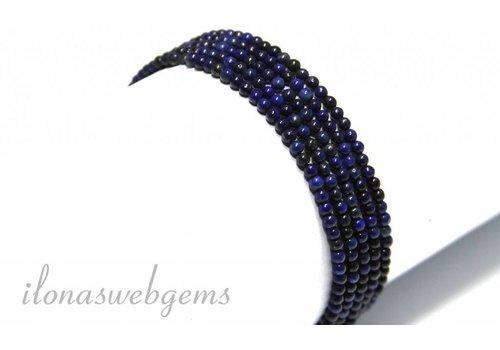 Lapis Lazuli kralen rond ca. 2mm