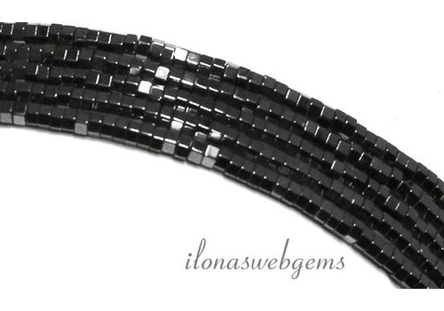 285 pieces Hematite beads mini approx 1.4mm