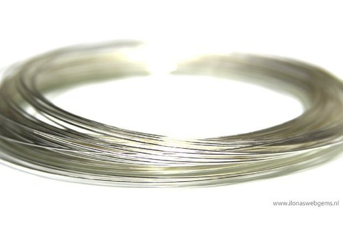 1cm sterling silver wire soft about 0.5mm / 24GA