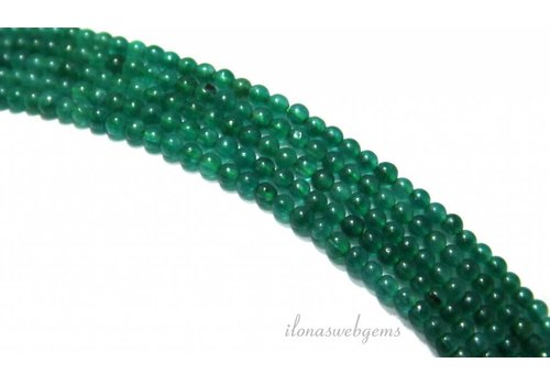 Jade beads mini approx. 2mm