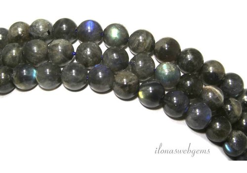 Labradorite beads around 10mm A quality