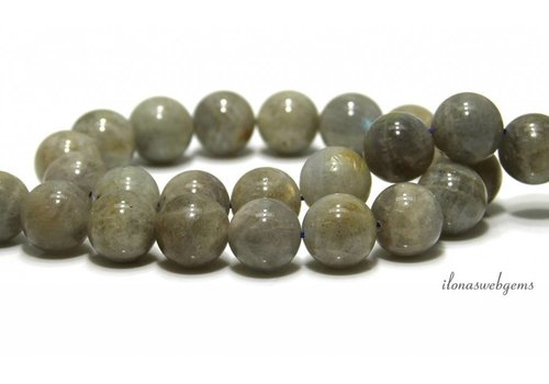 Labradorite beads around 14mm A quality