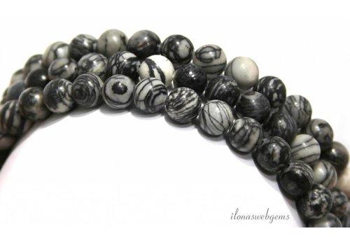 Picasso Jasper beads around 8mm