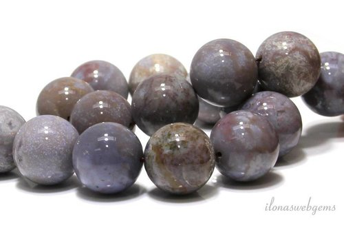 Indian agate beads around 20mm