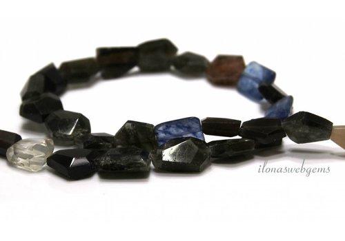 Free shape mix beads
