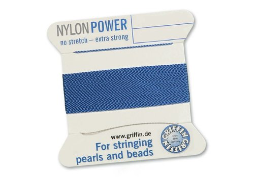BLUE: Griffin Rijgdraad Nylon