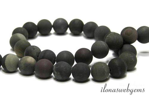 American Jasper beads around 12mm
