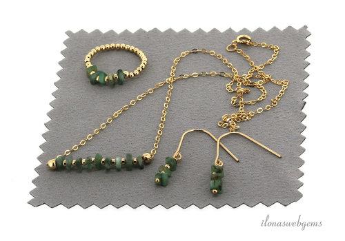 Inspiratie Smaragd schijfjes