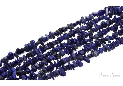 Lapis Lazuli beads split fine 3-5mm