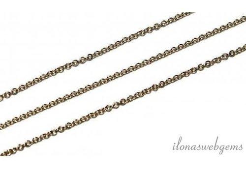 33cm 14k / 20 Gold filled links / chain