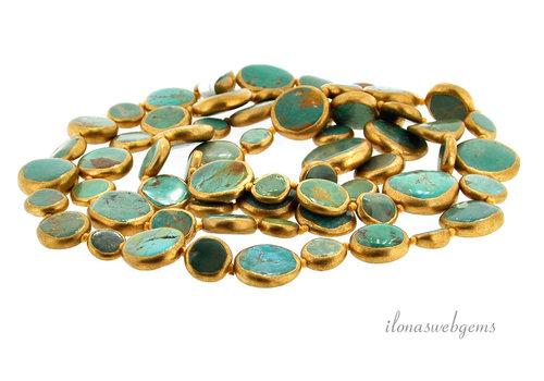 Arizona turquoise beads
