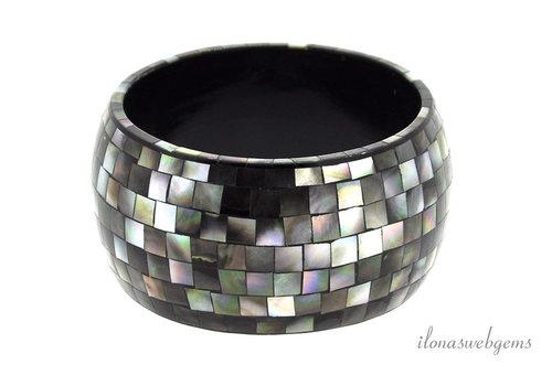 Abalone armband ca. 41x8mm