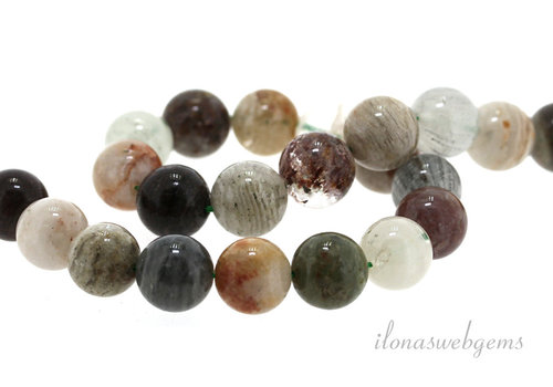Garden Chrystal beads around 13 mm