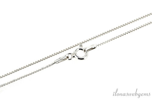 Venetian Sterling silver chain approx 45cm