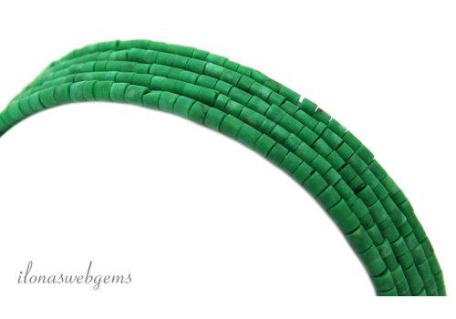 Tibetan Turquoise Minis um 2mm