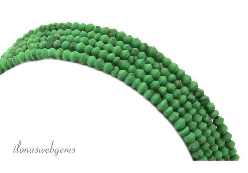 Tibetan Turquoise Minis um 2,5x1,5 mm