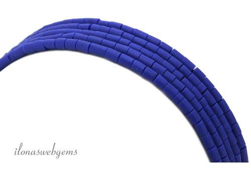Tibetaanse Lapis Lazuli mini's ca. 2mm