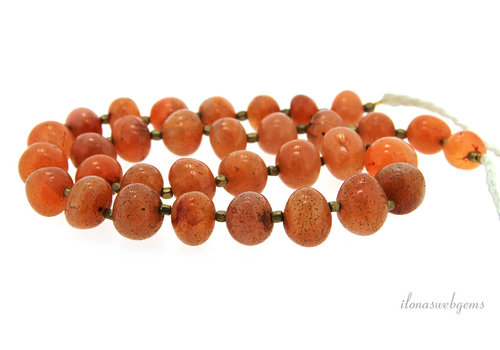 Agate beads around 15mm